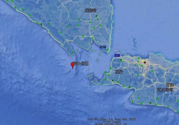 国产地震预警系统在印尼首次预警破坏性地震