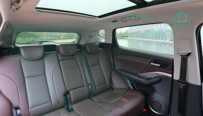 毫米波雷达技术可避免家长将儿童遗忘在车内