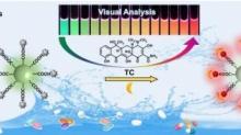 新型荧光传感器可有效检测水中的抗生素