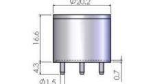 霍尼韦尔honeywell氧气气体传感器4-O2 (Lq) Sensor