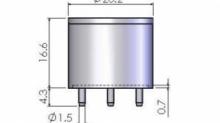 霍尼韦尔honeywell氧气气体传感器4-O2 (SPE) Sensor