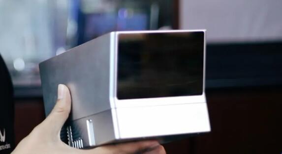 国产激光雷达新品可用于智能感知启动后备箱