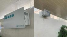 异味传感器和激光雷达在国内智慧公厕中的应用