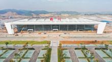 下方安装5万多个传感器 湖北鄂州花湖机场已铺设全覆盖智能跑道